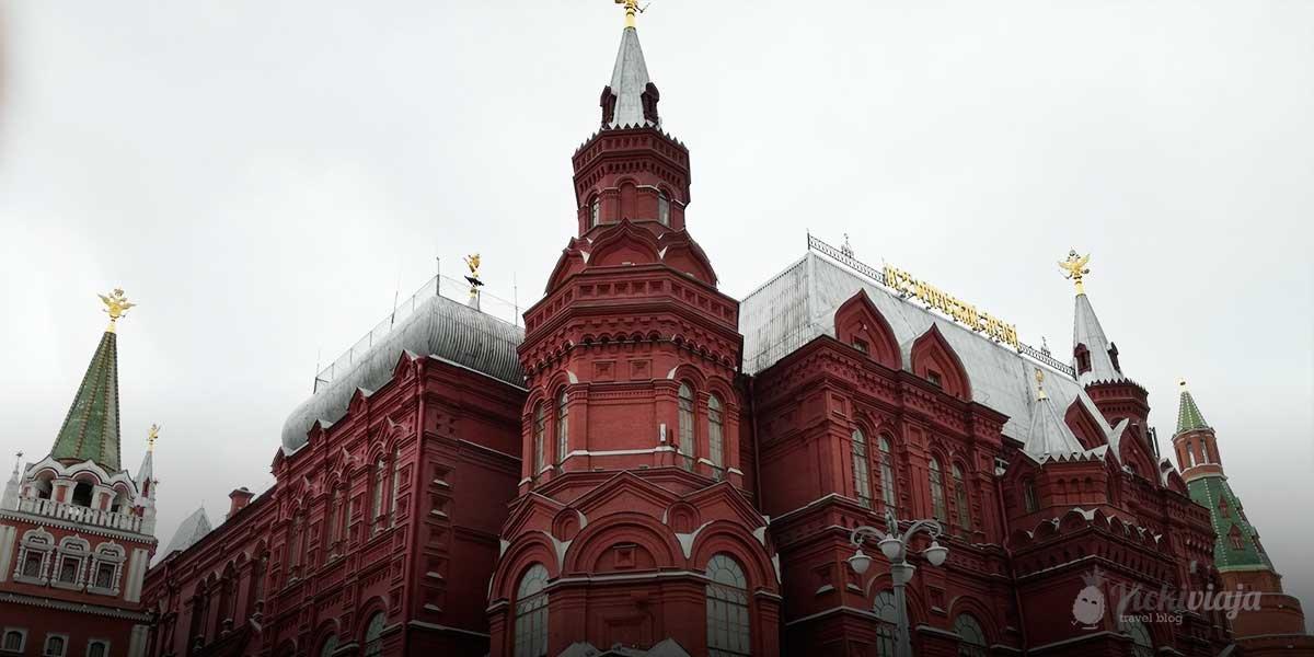 10 Stunden in Moskau Vicki viaja