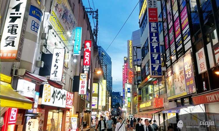 Tokio, Akihabara District, Japan Rundreise