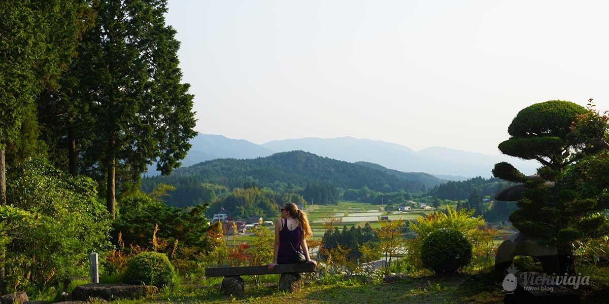 Magome Tsumago Hiking Trail, Japan, Japanese Alps
