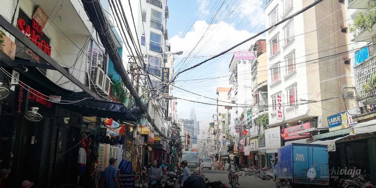 Betrugsversuche in Vietnam Vicki viaja