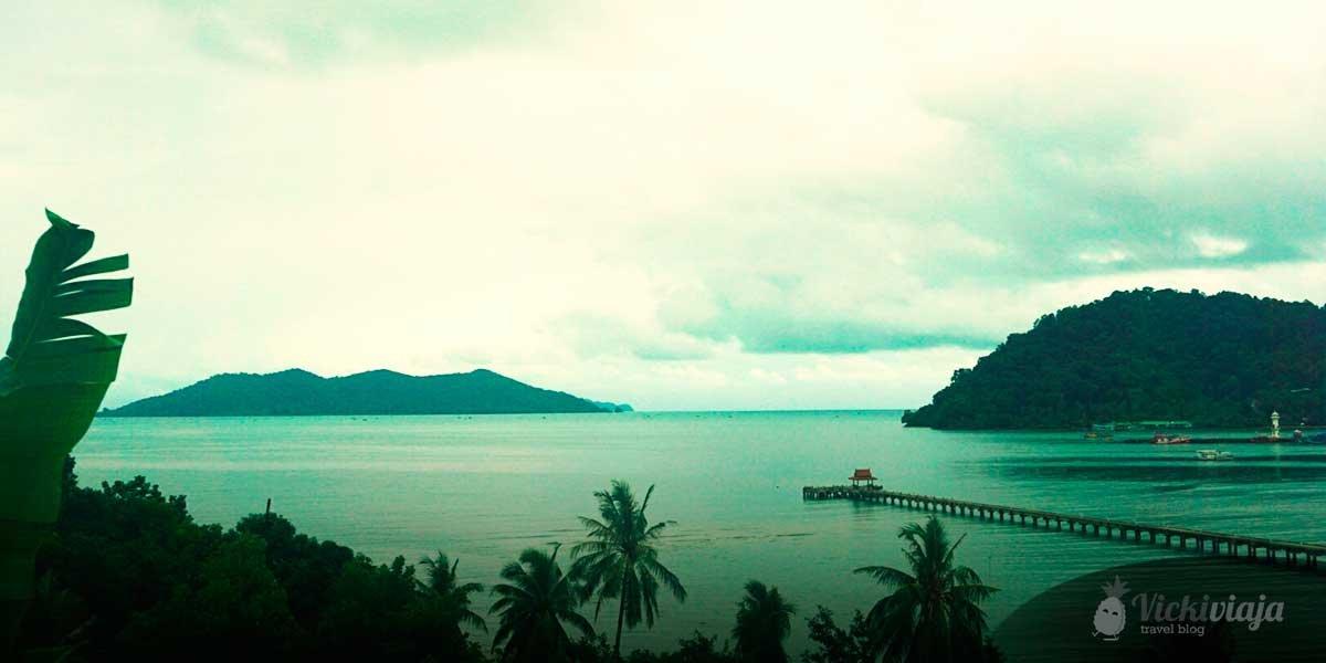 Koh Chang I Thailand I Insel I Strand I vickiviaja