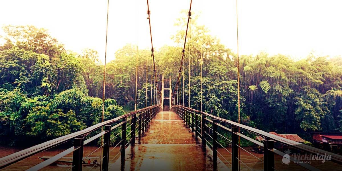 Sao Yok Nationalpark I Kanchanaburi I Thailand I Natur I vickiviaja