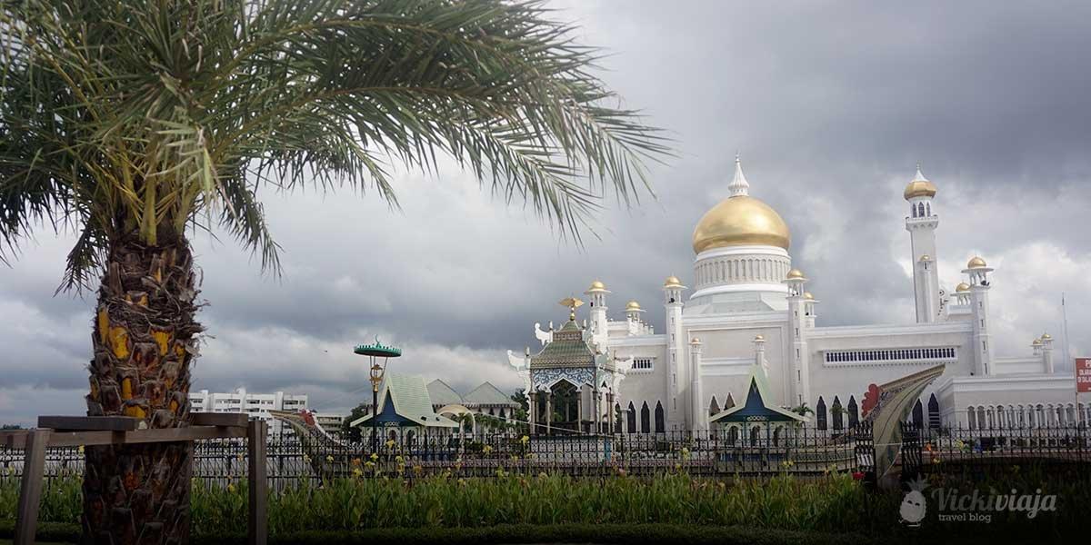 Brunei Darussalam I Insel in Borneo I Malaiischer Archipel I Südostasien I vickiviaja