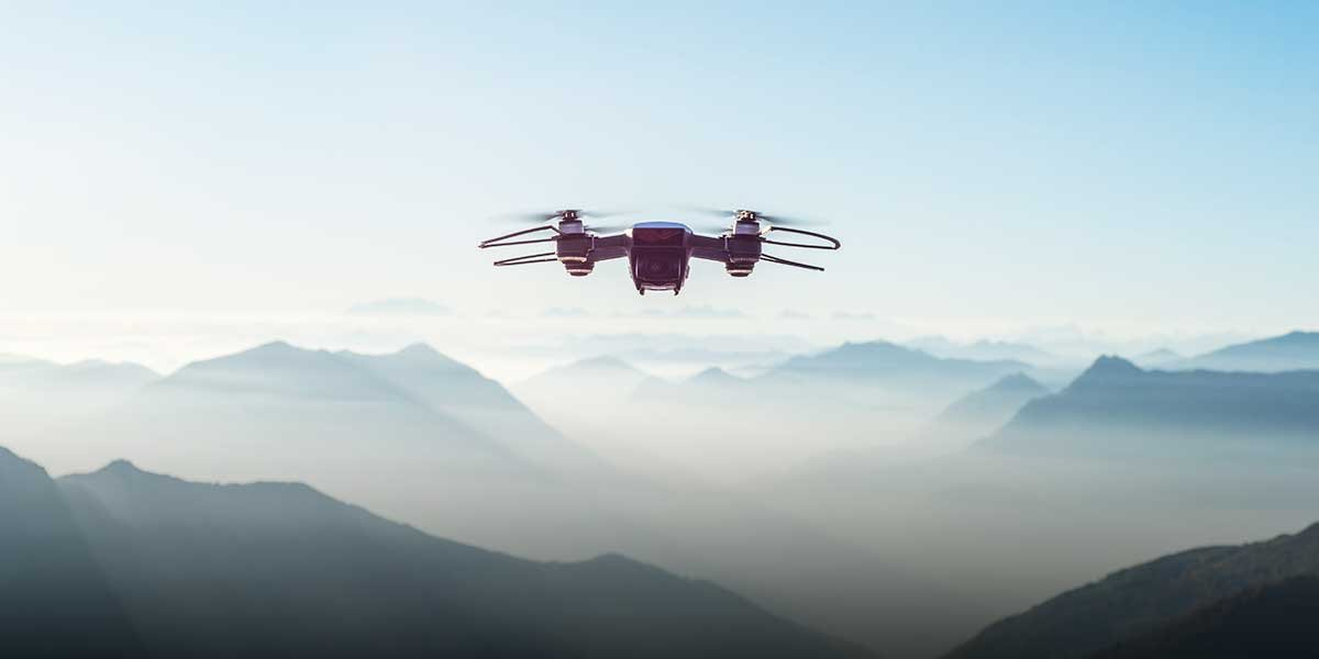 Reisen mit Drohne I DJI Spark