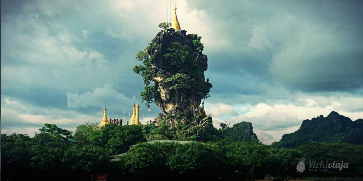 Myanmar on a budget I Hpa An I Saving Money in Myanmar