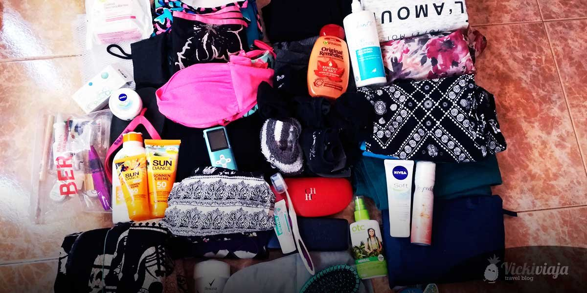 The utimate Backpacker Packing List for Southeast Asia I Packing for a carry-on I Southeast Asia