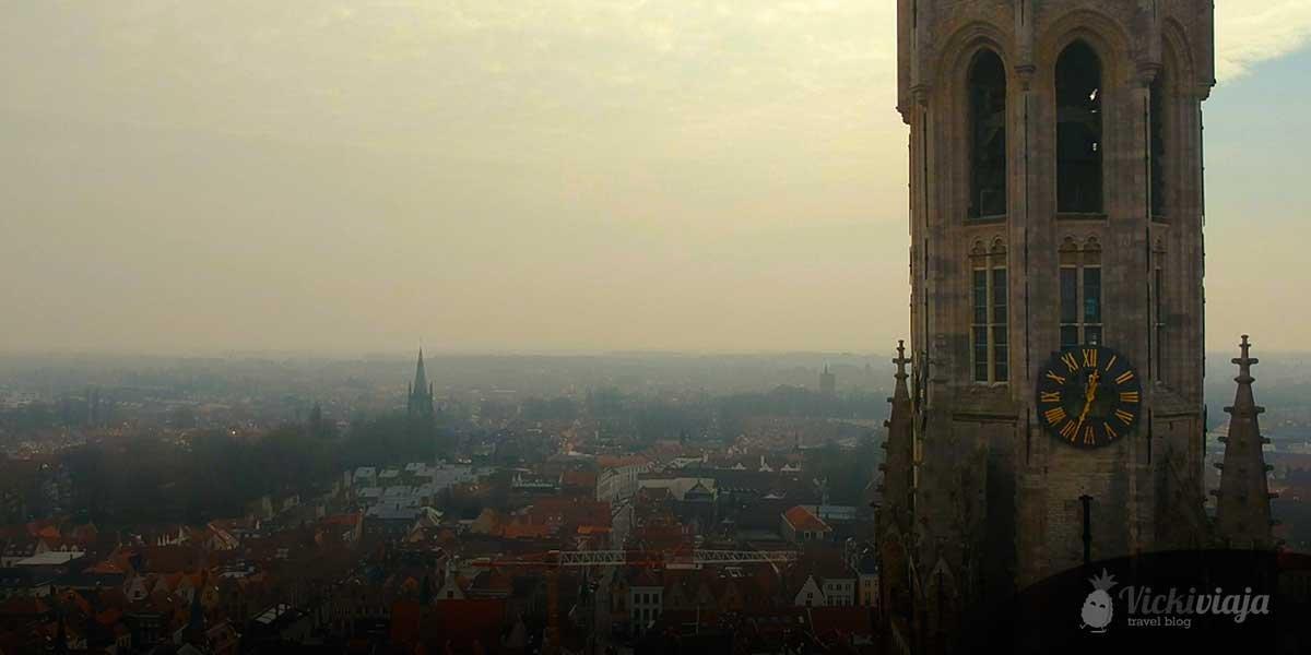 Bruges vs Ghent, Bruges, Brugge, Belfort Tower