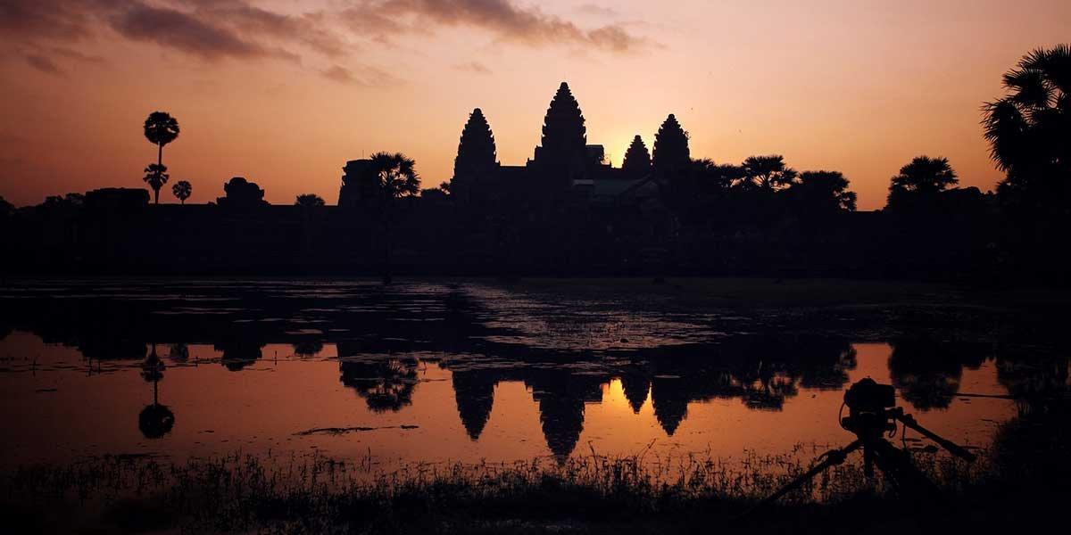 So siehst du den perfekten Sonnenaufgang in Angkor Wat