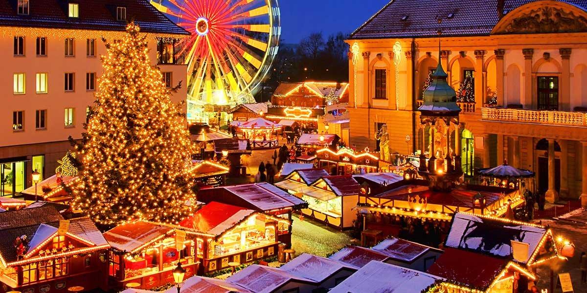 Abgesagte Weihnachtsmärkte in Deutschland 2020