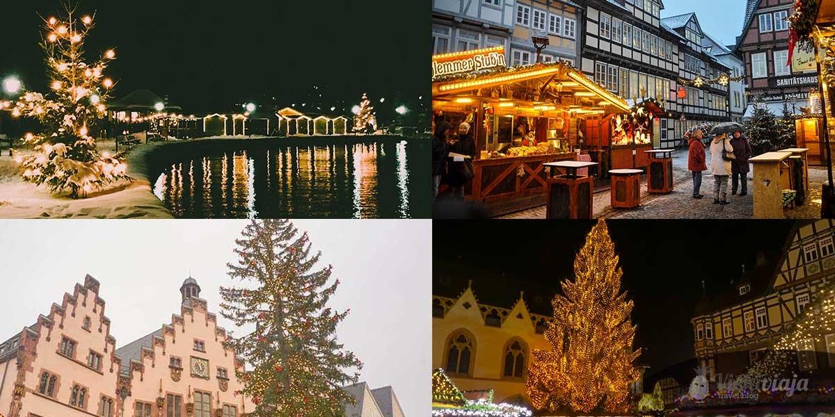 Die schönsten Weihnachtsmärkte in Deutschland,