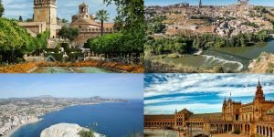 Most beautiful cities in Spain for your Spain Bucket list