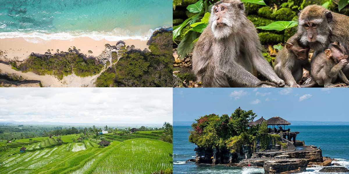 Die Ultimative Bali Reiseroute zu den besten Bali Sehenswürdigkeiten