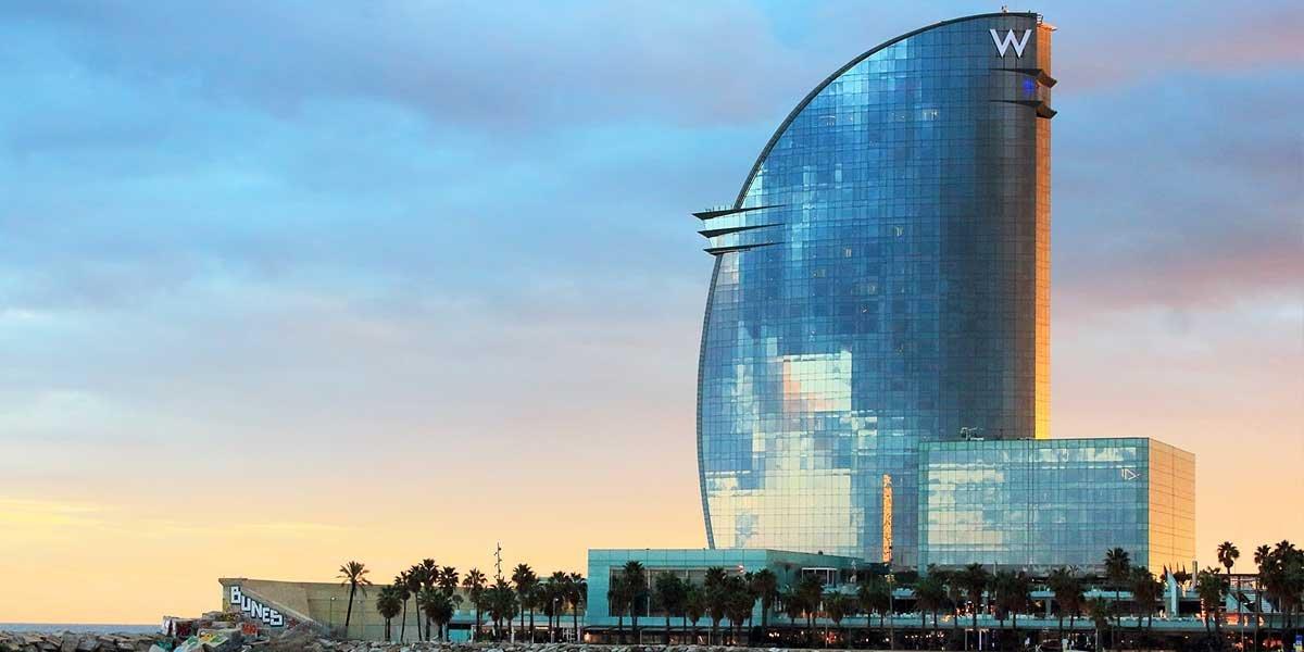 Die beste Barcelona Unterkunft, Nachbarschaften in Barcelona, Hotels am Strand