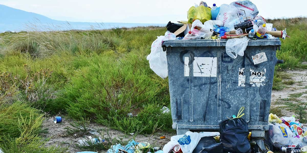 zero waste travel, travel plastic free, trash
