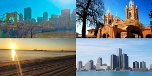 Most Underrated Cities in the US, travel destinations