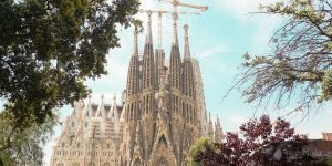 Barcelona Wochenendtrip, Sagrada Familia