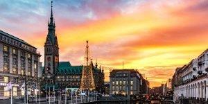 best european cities to visit in Winter, Hamburg Christmas Market