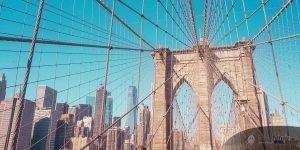 Brooklyn Bridge in New York City, New York Pass Comparison