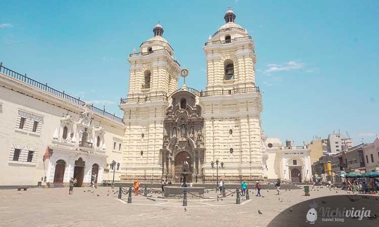 Iglesia San Francisco, Church in Lima, Peru