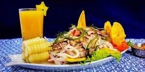 Peru Essen, Ceviche, Peruanische Küche