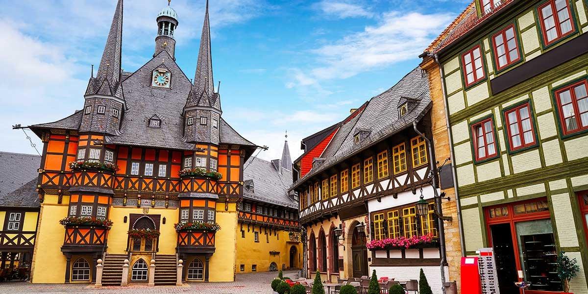 Die schönsten Städte Deutschlands, Wernigerode