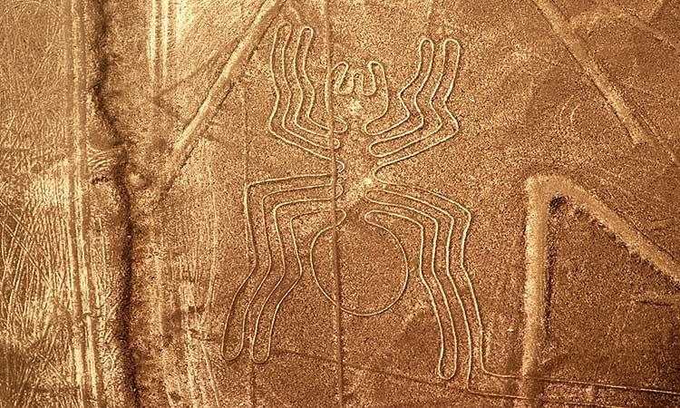 Nazca, Lines on the ground, Peru