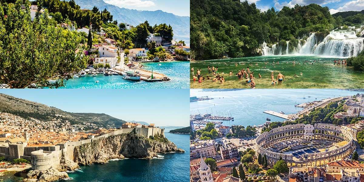 10 Days Croatia itinerary