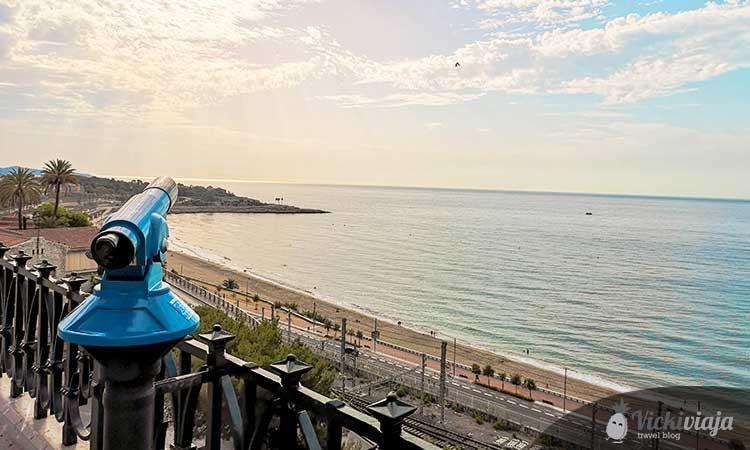 balcon to the mediterranean, Tarragona, El Miracle Beach