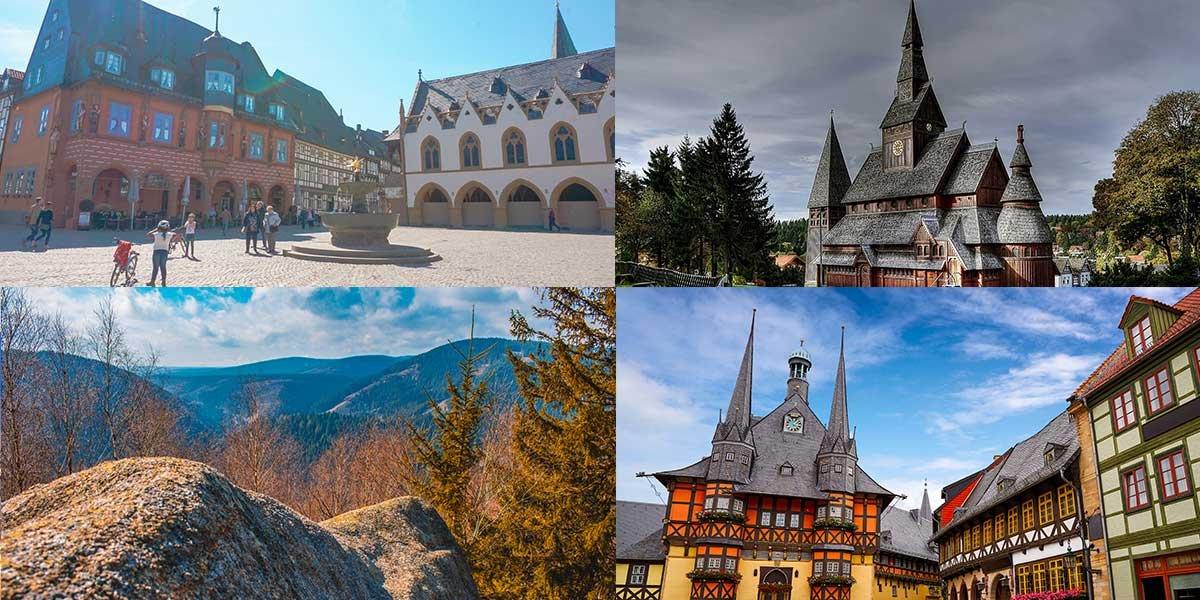 die schönsten Orte im Harz