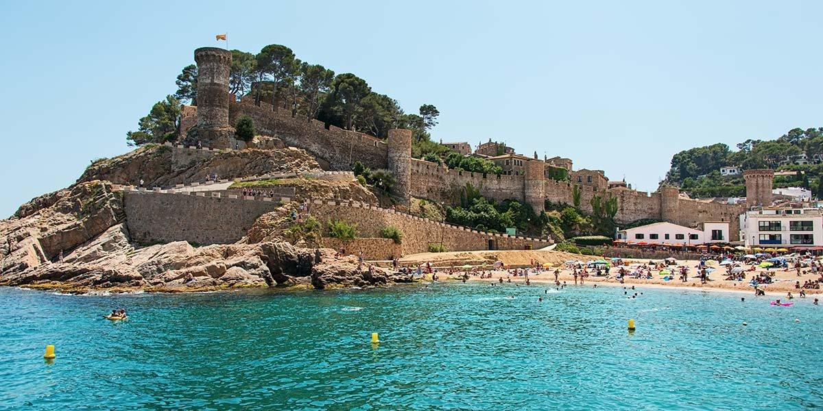 Tossa de Mar, Spanien, Sehenswürdigkeiten