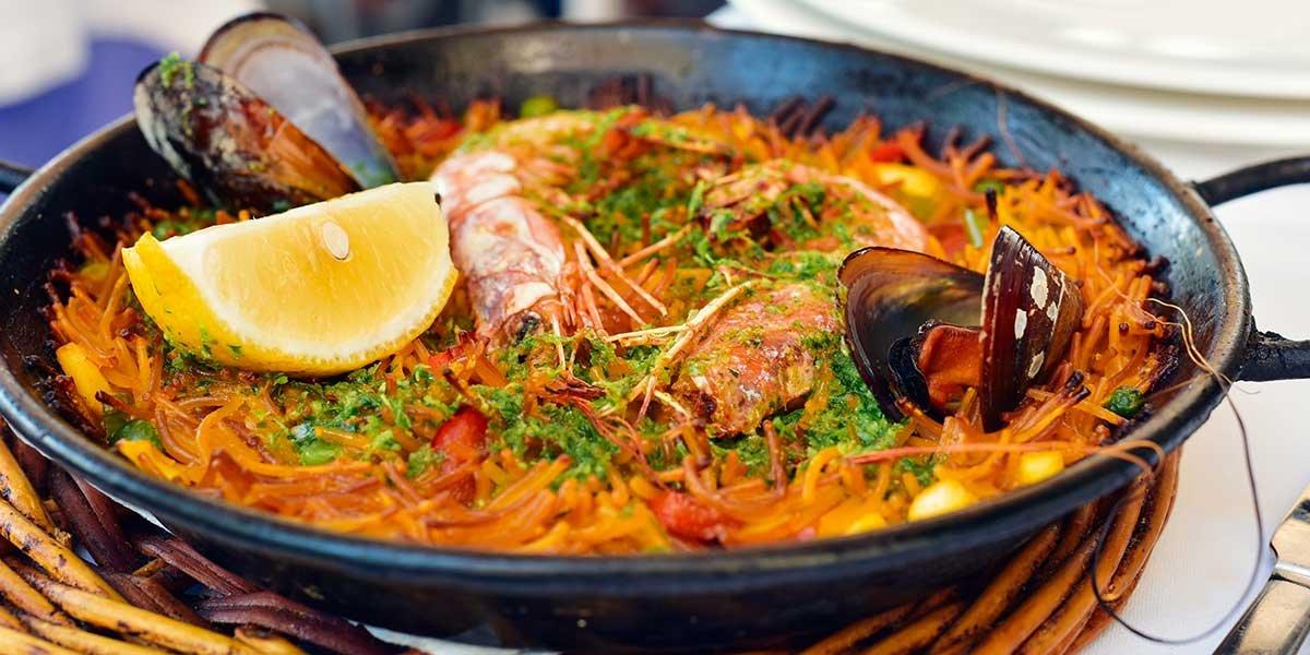 Spanische Gerichte, typisches Essen in Spanien