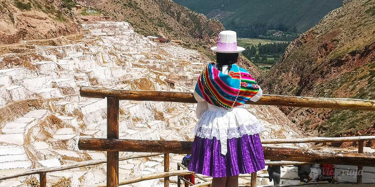 Maras and Moray Peru