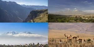 Hikes and day trips from Arequipa, Peru