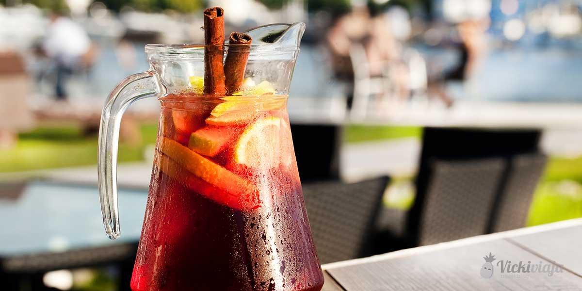 typische Getränke in Spanien