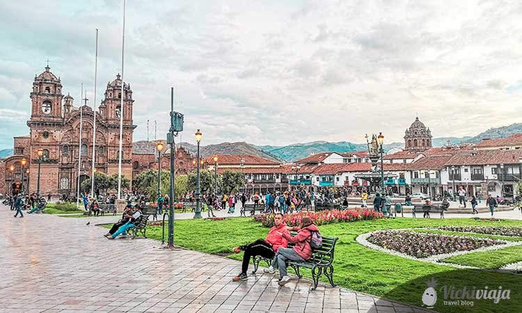 Plaza de Armas, Cusco itinerary