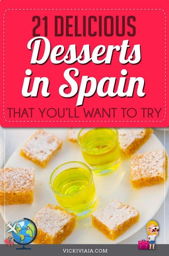 spanish desserts pin