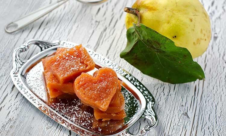 dulce de membrillo, quince marmelade