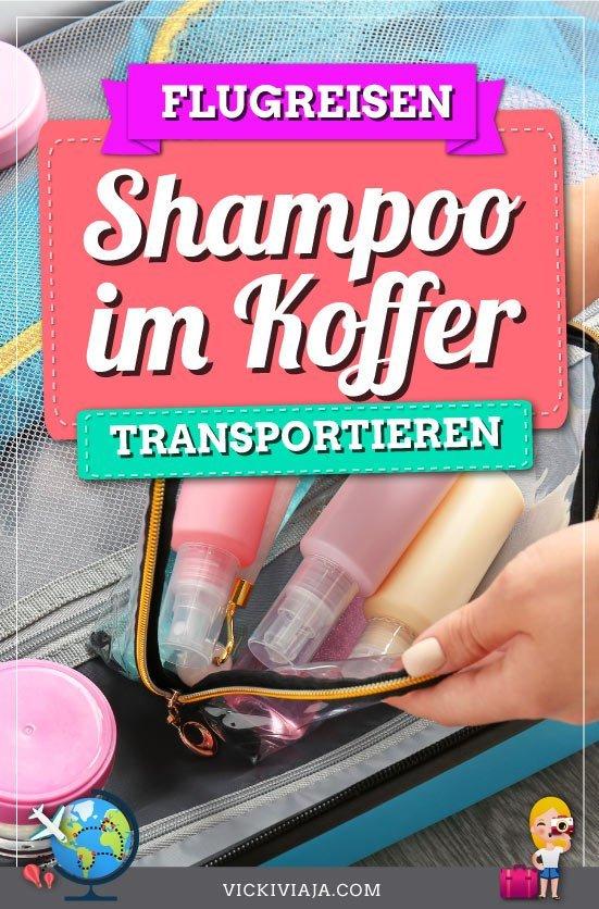 shampoo im koffer pin