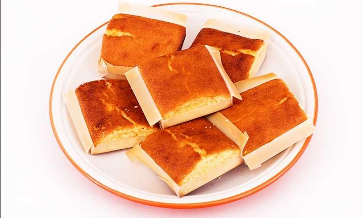 Sobaos pasiegos, spanish pastry