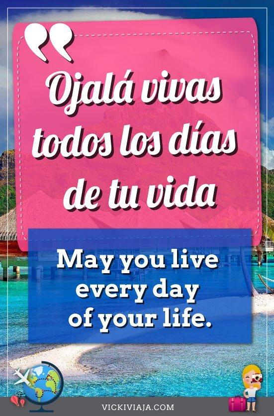 spanish life quotes