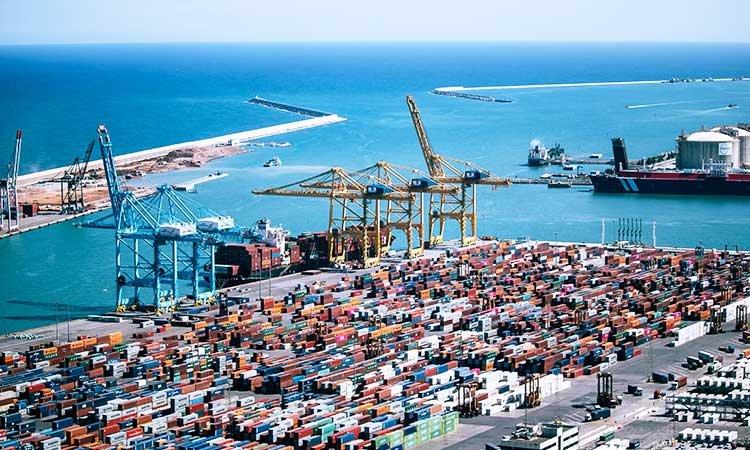 Hafen Barcelona, Jobsuche Spanien