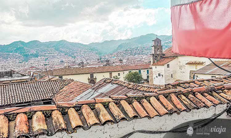 View over Cusco, travel tips
