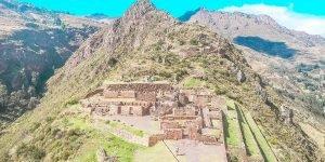 Pisac Ruinen, Peru