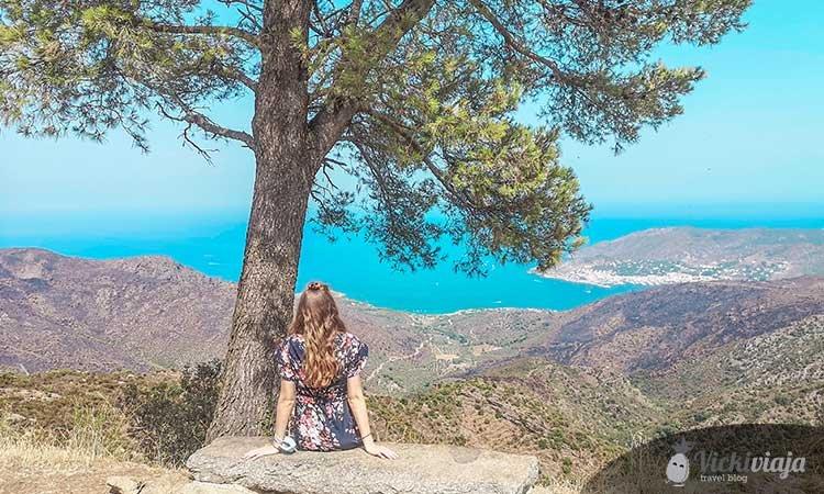 Ausblick Costa Brava, Cap de Creus