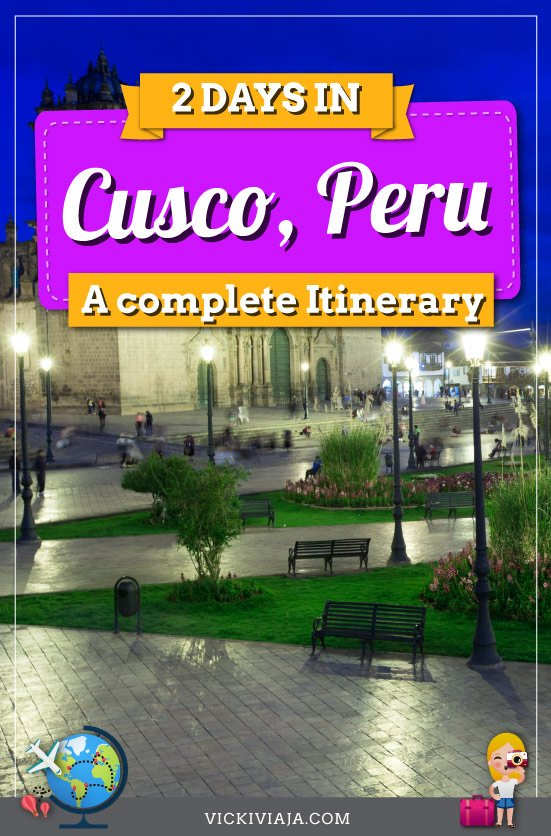 Cusco things to see pin