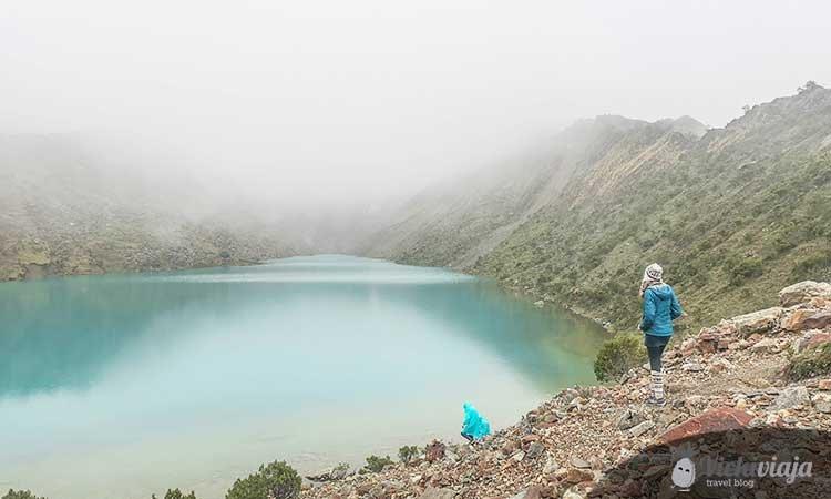 Humantay Lake in Peru, Hiking in Cusco