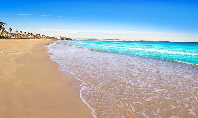 Playa La Pineda, Vilaseca