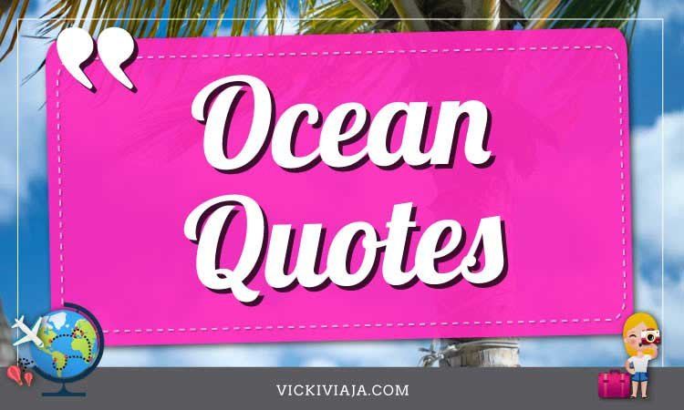 ocean quotes and captions