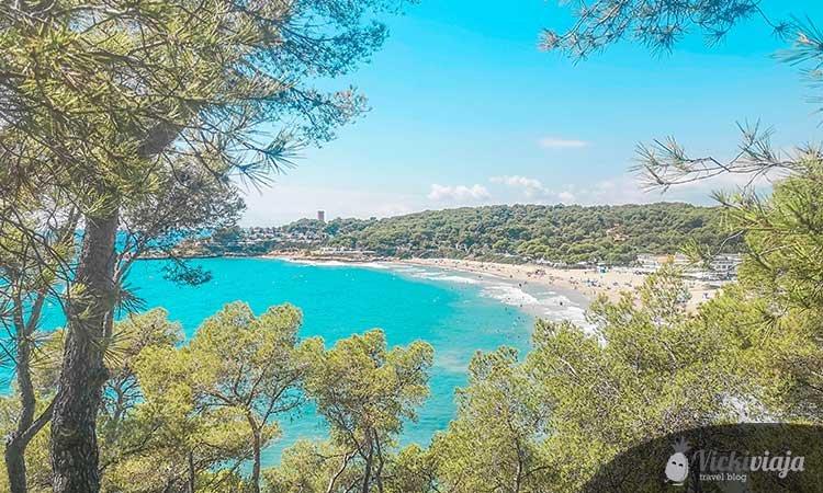 Platja de la Mora, Tarragona beaches