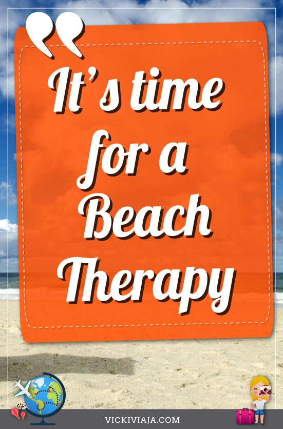 beach therapy, the best beach quotes